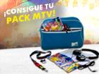 ¡Consigue tu MTV PACK!