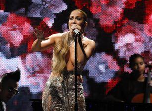 ¡Jennifer Lopez al natural!