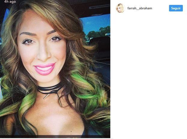 Instagram/@farrah__abraham