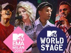 World Stage | MTV EMA 2015