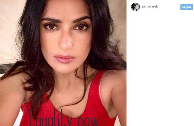15. SALMA HAYEK / Instagram