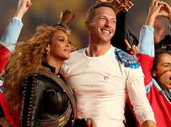 Super Bowl 2016, unos Coldplay indiferentes
