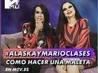 CLASES MAGISTRALES de Alaska & Mario