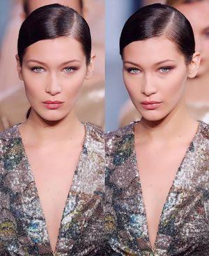 Bella Hadid lloró en la N.Y Fashion Week