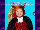 Ed Sheeran est dangereux
