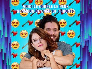 Le couple le plus glamour de GoT
