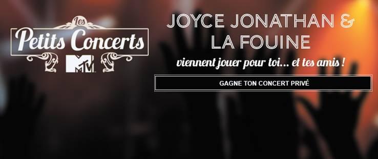Les Petits Concerts : Joyce Jonathan / La Fouine