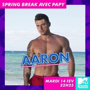 Spring Break avec Papy : Découvrez le cast !