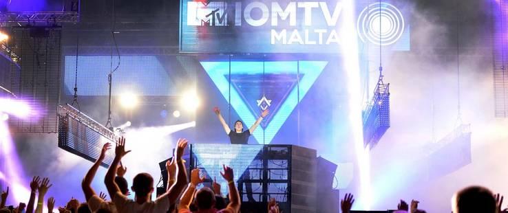 Isle of MTV Malta : Du 23 au 28 juin !