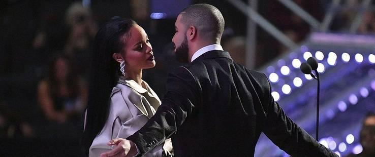 MTV VMA 2016 : Rihanna & Drake !