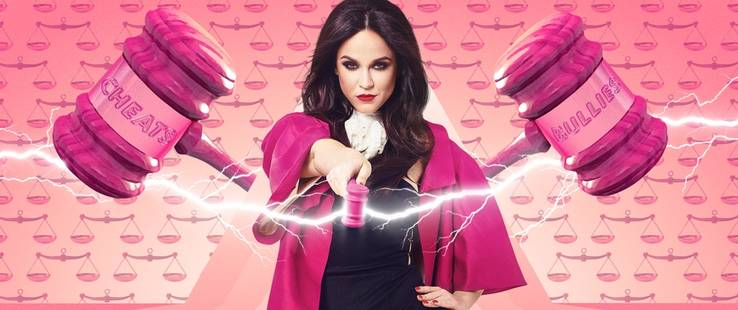 Judge Geordie : Vicky Pattison revient !