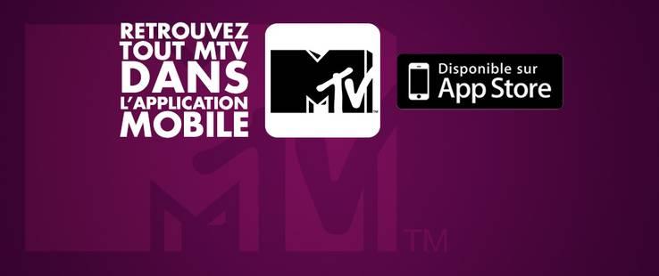 Retrouvez vos programmes préférés sur notre application mobile !