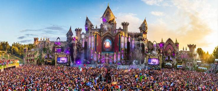 [EN DIRECT] Tomorrowland 2017