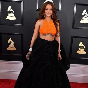 Rihanna : Queen du red carpet !