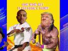 Bow Wow VS Trump