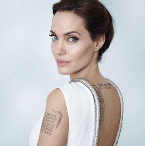 Angelina Jolie : Elle déguste des araignées pour survivre à son divorce !
