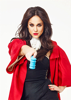 Judge Geordie : Vicky Pattison