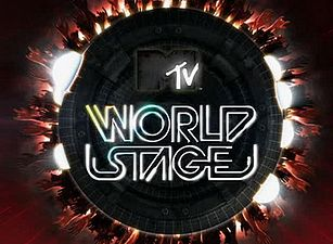 MTV World Stage : 100% live !