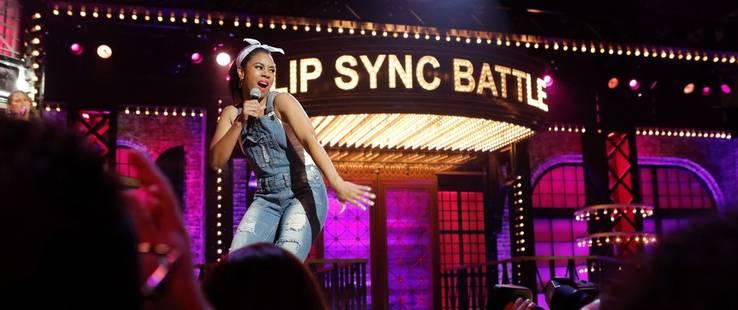 Lip Sync Battle : Laverne Cox VS Samira Wiley