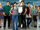 Awkward saison 2 - Les comédiens