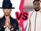 #MTVCLASH : Pharrell Williams vs WillIAm