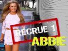 La nouvelle recrue Abbie