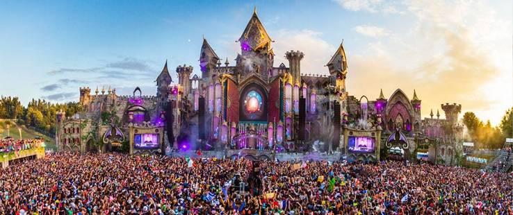 Tomorrowland 2016 : David Guetta, Martin Garrix, DVBBS...