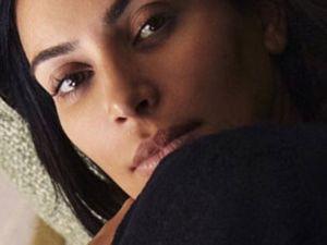 Le shooting de Kim Kardashian sans maquillage fait un carton !