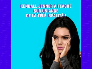 Kendall et son crush frenchie