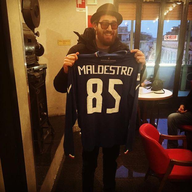 È ufficiale: Maldestro è entrato nella Nazionale italiana cantanti!