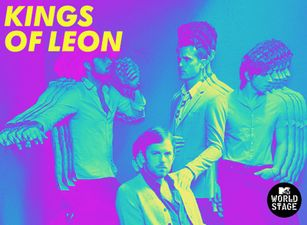 Kings Of Leon, Live from Slane Castle, Ireland (2011)