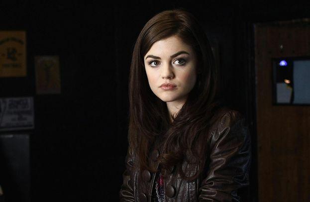 """Lucy Hale in """"Pretty Little Liars"""" - Ha fatto il provino per la parte di Hanna (poi andata ad Ashley Benson). Invece le hanno dato la parte di Aria."""