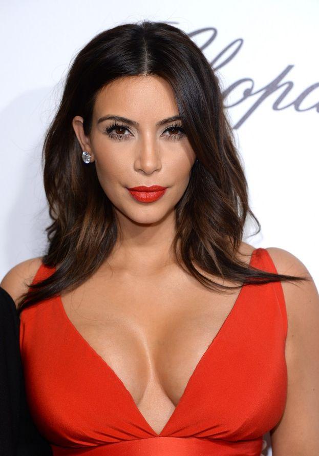 Seconda classificata - ma proprio di un niente - Kim Kardashian, con il 91,39%. Sono sue anche le sopracciglia più belle.