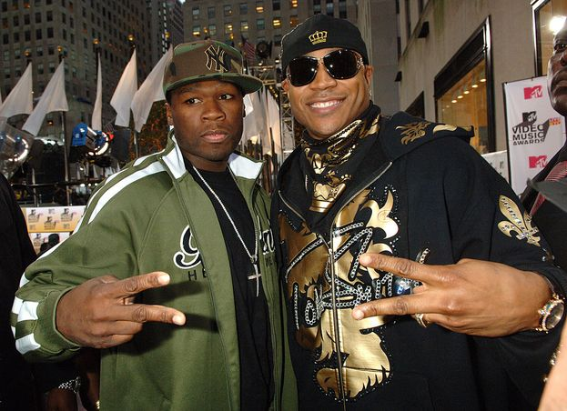 50 Cent con LL Cool J