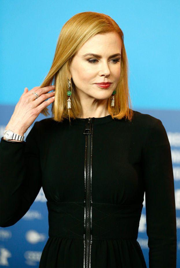 """Nicole Kidman dopo la separazione con Tom Cruise: """"Non so cosa il futuro mi riservi, ma so che sarò ottimista e che non mi sveglierò in preda alla disperazione. Come mi ha detto mio padre: 'Nic, è quello che è. Non è quello che doveva essere, né quello che poteva essere: è quello che è""""."""