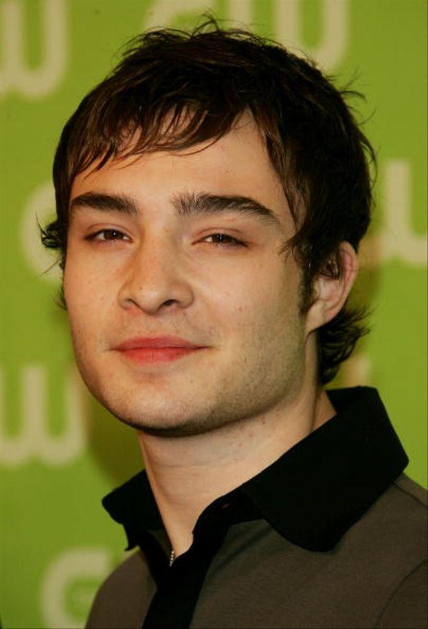 Ed Westwick aka Chuck Bass nel 2007