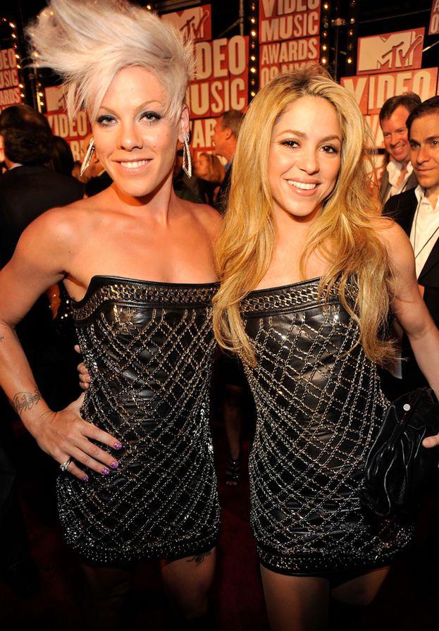 Pink o Shakira?
