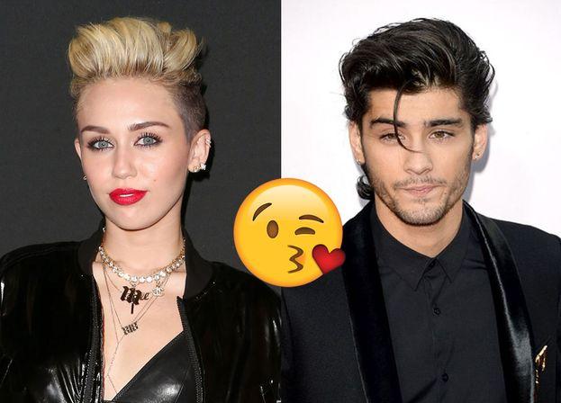 Miley ha confessato che il suo preferito è Zayn.