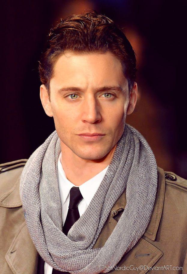 Jensen Ackles + Tom Hiddleston