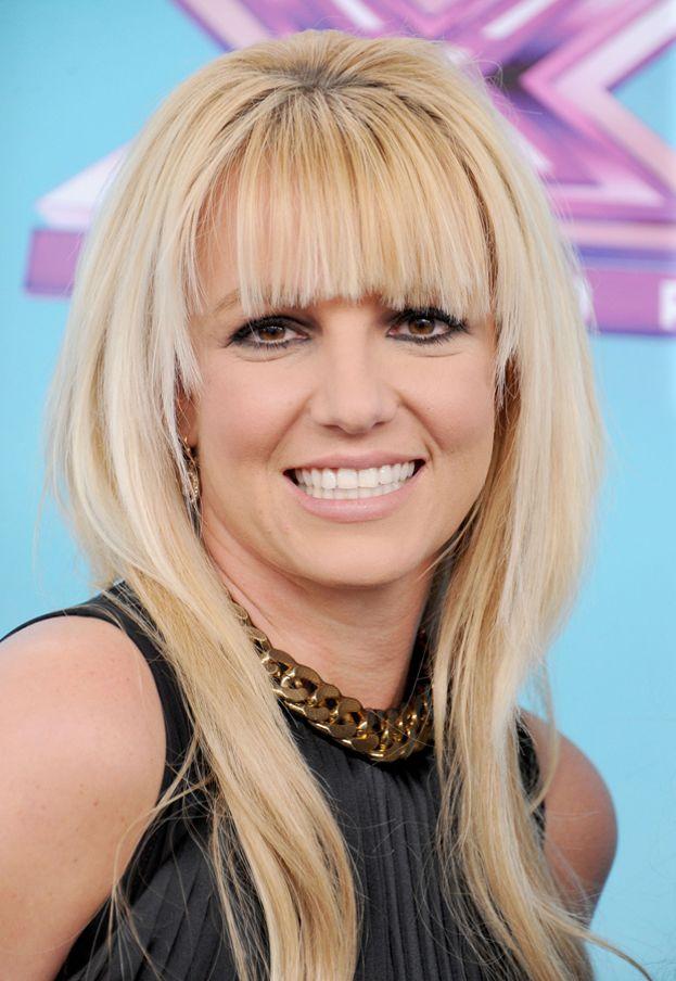 Nel 2012 Britney Spears fa un tentativo di frangia. Missione fallita?