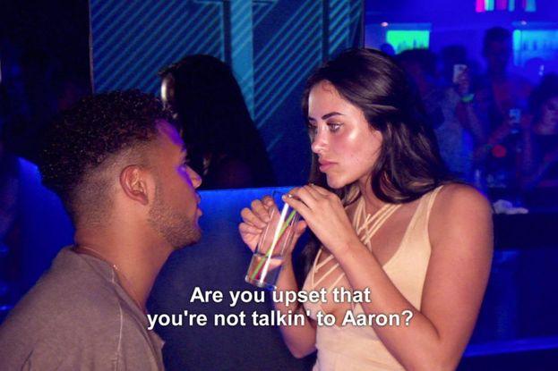 Marnie non è convinta di Aaron