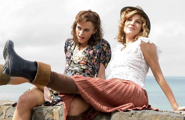 Sienna Miller e Keira Knightley