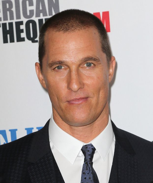 Matthew McConaughey nel 2015