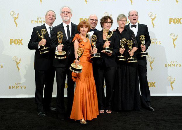 Il cast della serie Olive Kitteridge