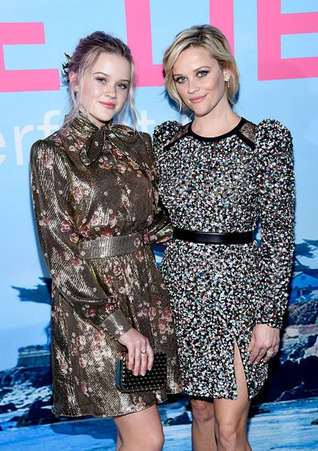 Reese Witherspoon e Ava Elizabeth Phillippe