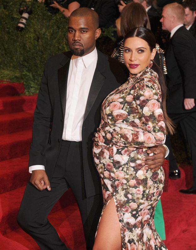 Kanye West e Kim Kardashian - 2013