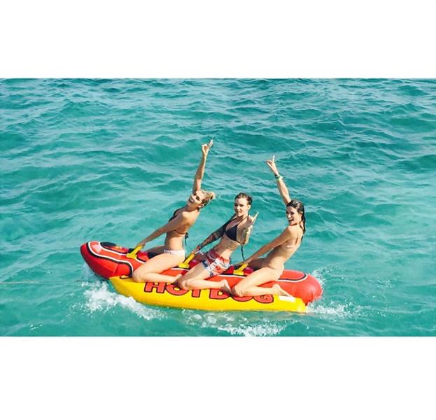 In vacanza l'importante è divertirsi sempre e comunque!