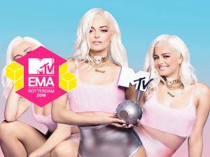 MTV EMA 2016: Bebe Rexha
