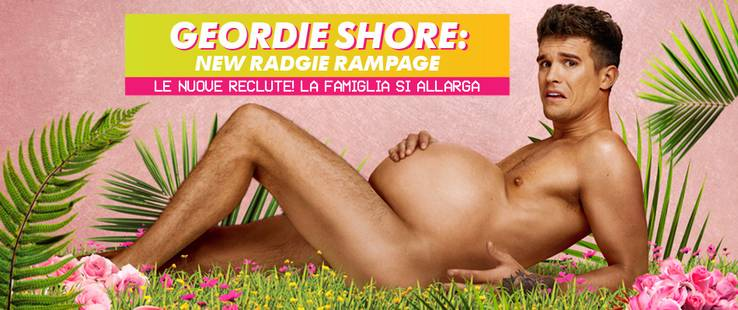 Geordie Shore 14: nuova stagione