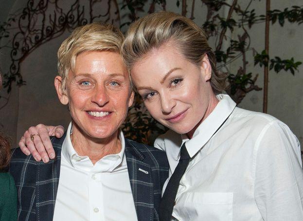 Ellen DeGeneres e Portia De Rossi - oggi